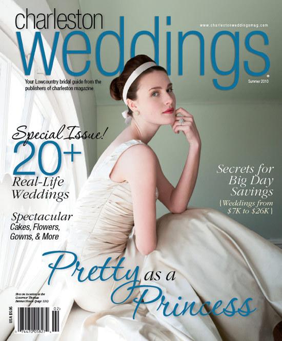 charleston wedding magazine published virgil bunao