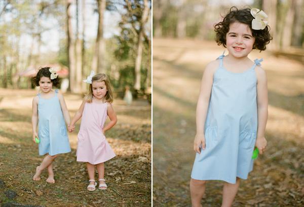 Rosalina smocked dresses summerville sc