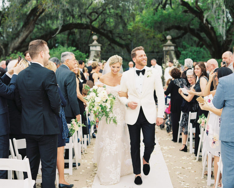 Virgil Bunao · Charleston Wedding Photographer Boone Hall