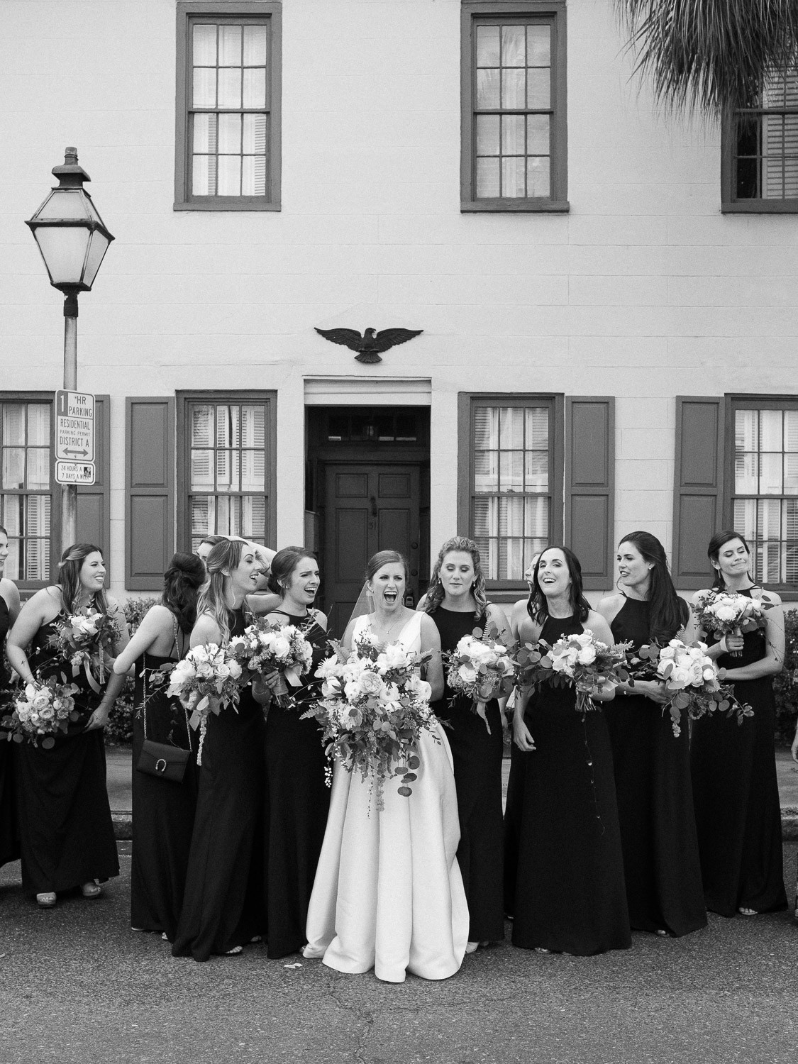 Charleston Wedding Photographers Virgil Bunao Previews from a Chic Yacht Club Wedding in Charleston