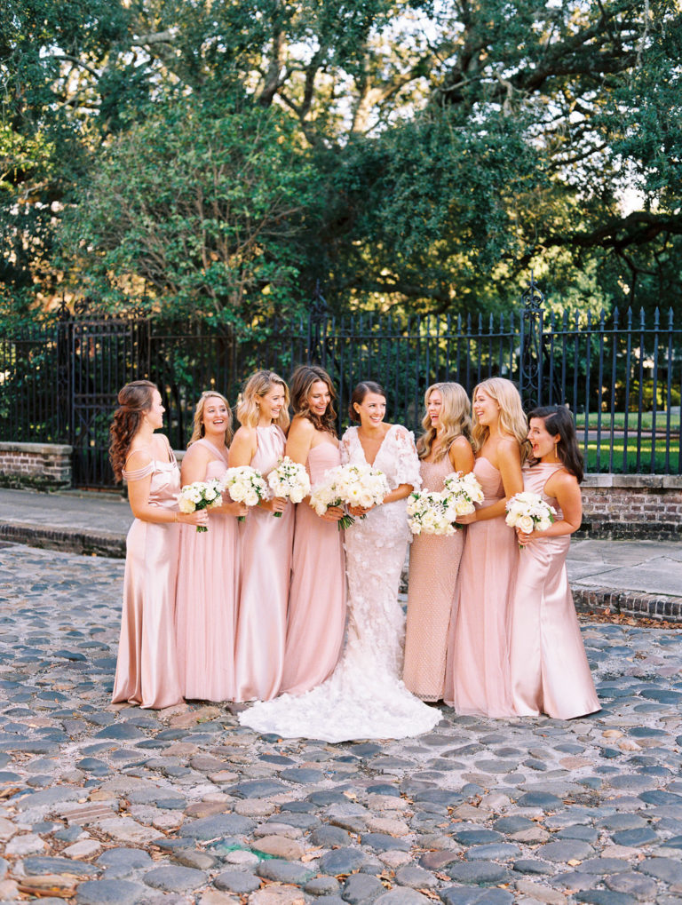 Virgil Bunao · Charleston Wedding Photographer Gibbes Museum