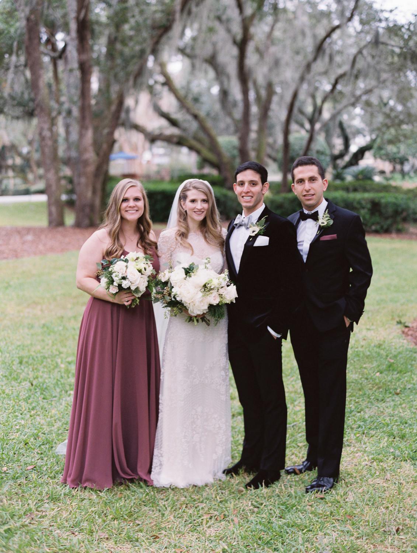 Virgil Bunao · Charleston Wedding Photographer Winter Wedding at the Rivercourse Club in Kiawah Island