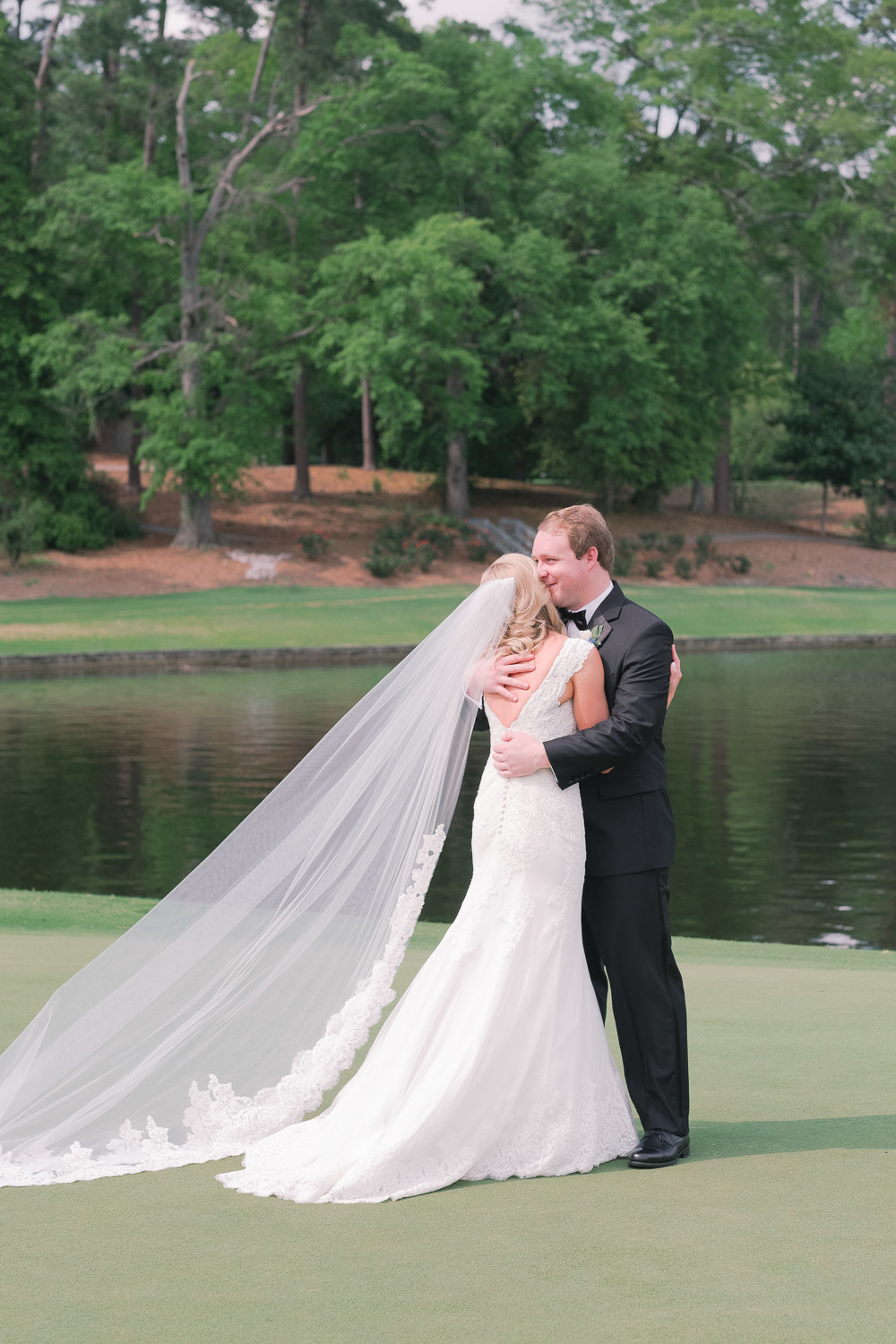 Virgil Bunao · Charleston Wedding Photographer Classic Columbia South Carolina Wedding by Cricket Newman Designs